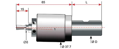 swiss broaching tools