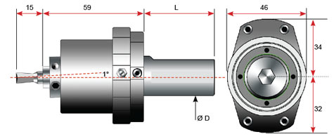 broach holder diagram